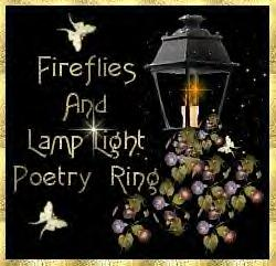 Join The Fireflies & Lamplight Ring Of Poetry